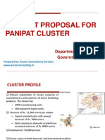Draft Panipat Proposal Ppt