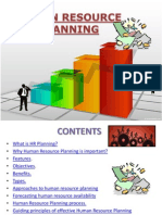 Human Resource Planning Ppt