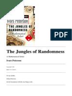 Ivan Peterson - The Jungles of Randomness- A Mathematical Safari