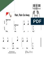 0 Rain Rain No Staves