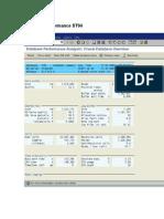 DataBase Performance ST04