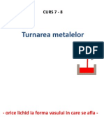 Turnarea metalelor (1)