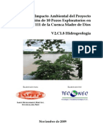 V2C1.8-Hidrogeología EIA SAPET