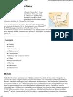 Congo–Ocean Railway - Wikipedia, The Free Encyclopedia