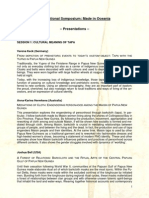 Presentation Titles and Abstracts