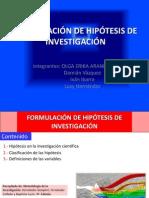 Expo Hipotesis 1er Equipo