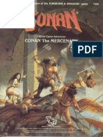 Conan RPG - [CN2] Conan, The Mercena