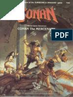 Conan RPG - [CN2] Conan, The Mercena