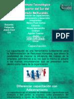 3. 2  Conceptos de Capacitacion  Adistramiento y desarrolo.pptx