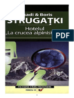 Arkadi & Boris Strugatki - Hotel ''La Crucea Alpinistului'' v1.0