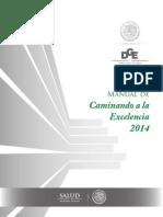 Caminando a la excelencia 2014.pdf