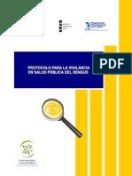 Protocolo Vigilancia Dengue