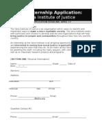COMMON APP Vera Insitute of Justice