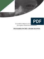 Publicaciones Bariloche a Barcelona