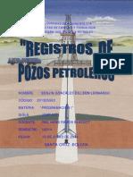 Registros de Pozos Petroleros- Benjin Leonardo