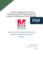 Proyecto Rodrigo Tractor