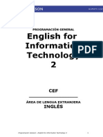 English for Information Technology Level 2