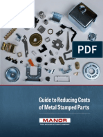 Guide to Reducing the Cost of Metal Stamped Parts a1cc540a5