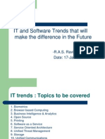 Future IT Trends
