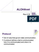 Of Rules That Govern Data Communication.  a Protocol Defines
