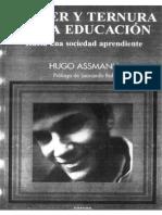 Hugo Assman Placer y Ternura