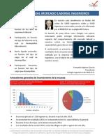Nivel de Sueldos Para Ingenieros Electricos Segun Experiencia en El Mercado Chileno