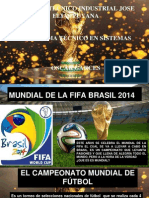 Oscar Garces - El Mundial de Futbol