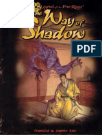 Legend of the Five Rings - The Way of Shadow