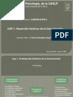 Cap I Historia de La Comunicacion