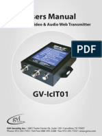Gv Icit01 Manual