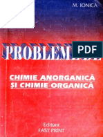 Stefan Ilie si Marin Ionica Probleme de Chimie Anorganica Si Chimie Organica