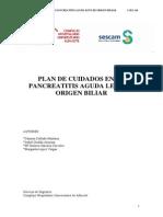 Plan Actuacion Pancreatitis Aguda