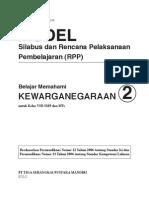 RPP BM Kewarganegaraan SMP2 Rev 1