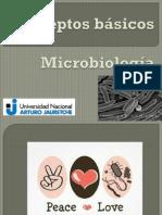 Microbiología - Lic Enfermeria - Fernando Benavent - Clase 1.pdf