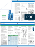 Reliance Expansion & Pump Tank Brochure - 210568-RPMCP00211