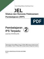 RPP IPS Terpadu SMP 2 R1