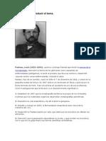 Lecturas y Ejercicios. Tema 5.