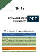 NR 12 Sist. HidroPneumaticos