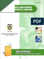 Garantizar La Correcta Identificación Del Paciente y Las Muestras de Laboratorio (1)