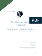 ACV isquemico hemorragico