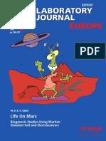 Artículo Biogénesis Marte