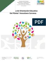 Programa de O. Educativa 2013