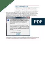 Instalar Ubuntu en La Máquina Virtual