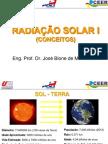 002 Radiacao Solar I