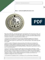 Carlosmesa.com - La Historia Siniestra de Los Jesuitas