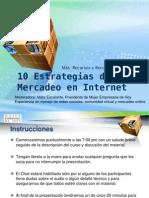 10EstrategiasdeMercadeoenInternetPDF