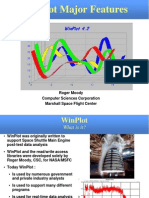 WinPlot Major Features Summary