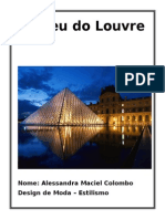 Museu Louvre - Alessandra Colombo