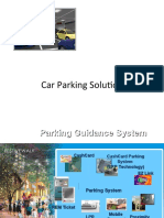 Car Parking Solution