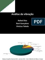 Análise de Vibração